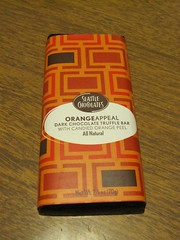 Seattle Chocolates Orange Appeal