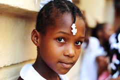 HTI-Port au Prince-1010-042-v1 (anthonyasael) Tags: school girls portrait black girl smile smiling horizontal america children haiti child mr carrefour portraiture caribbean schoolchildren braid schoolchild plait hti modelrelease portauprince girlsonly caribbeanislands modelreleased onegirlonly anthonyasael portofprince