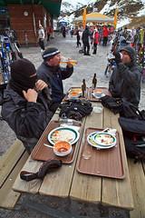 Mahlzeit (Bavarian Ski Club) Tags: winter snow ski austria europa europe glacier snowboard gletscher tux zillertal hintertux oesterreich tuxertal bavarianskiclub