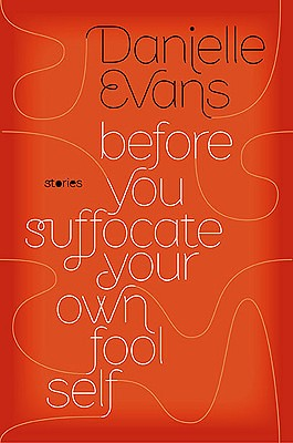 The red cover of Before You Suffocate