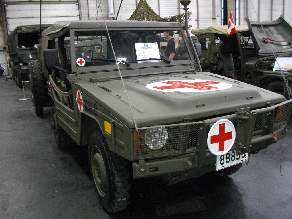 Iltis Ambulance