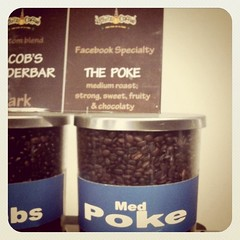 Facebook's specialty coffee