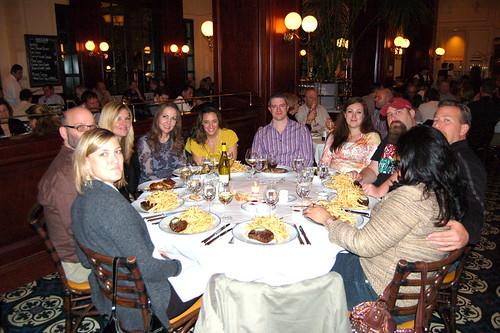 Pubcon Vegas 2010 dinner