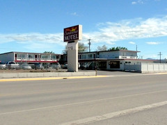 459 Montana, Dillon, Sundowner Motel (Aristotle13) Tags: vacation usa montana mt tour dillon 2010 i15 sr91 sr41 sundownermotel