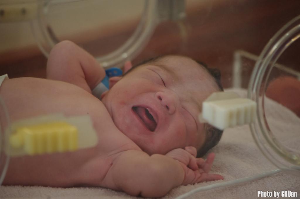 可愛的小BABY誕生~