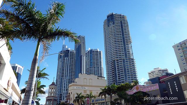 Conferencing in Surfers Paradise