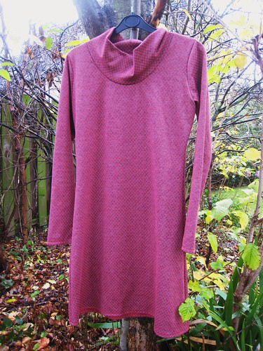 cowl dresses 011