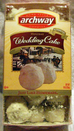 archway wedding cake cookies dave s cupboard archway s cookies 10814