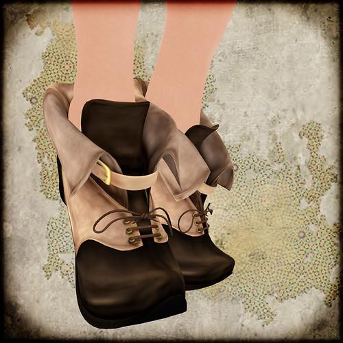 So shoe me!