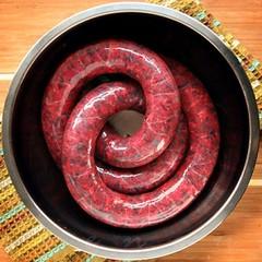 Vietnamese blood sausage
