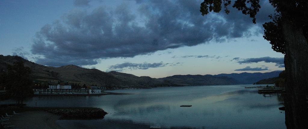 Lake Chelan, Washington 10-15-2005