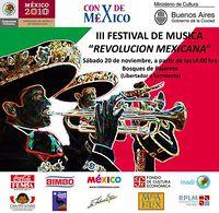 Festival de Música y Cocina Mexicana