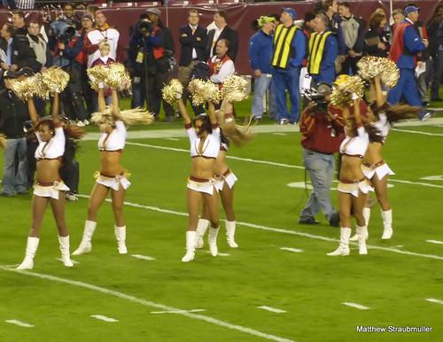 Eagles vs Redskins 11/15/10
