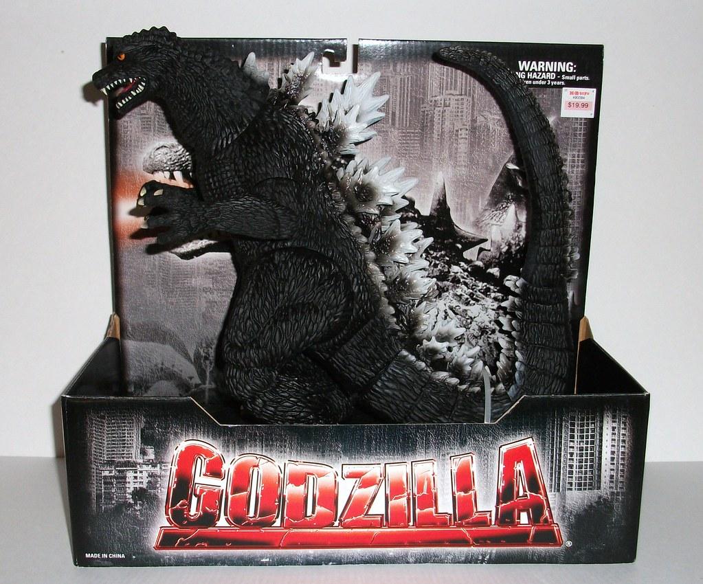 Godzilla Final Wars 10 Inch Figure Review | Infinite Hollywood