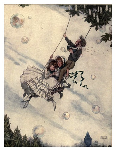 011-La reina de las nieves-Hans Andersen's fairy tales (1913)- William Heath Robinson