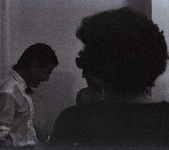 1986-New_Years_party-roll03-26 (Paul-W) Tags: party bw film night washingtondc blackwhite scanned newyearseve 1986 negatives kodaktx5063