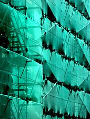 Green Scaffolding (g crawford) Tags: city urban building green architecture scotland university scaffolding glasgow cities scottish scaffold crawford glasgowuniversity scots gilmorehill universityofglasgow