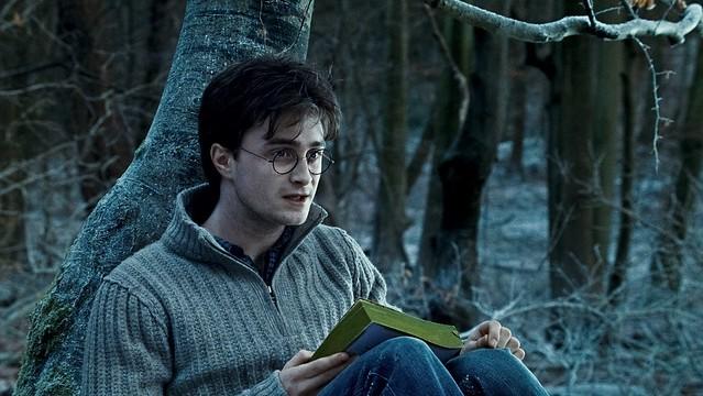 Harry Potter Crepúsculo Luna Nueva