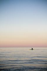 kayaker (FarFlungTravels) Tags: nickelplatebeach vermilion ohio surf lake lakeerie lute homedecor
