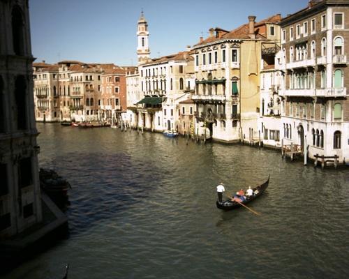 Una vez estuve en Venecia