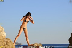 Bikini Swimsuit Model (45SURF Hero's Odyssey Mythology Landscapes & Godde) Tags: ocean girls sea woman sun hot sexy beach nature beauty photography photo model sand nikon women pretty surf shoot photoshoot natural models goddess suit bikini bathing swimsuit d300 atheletic