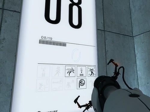 Playing Portal