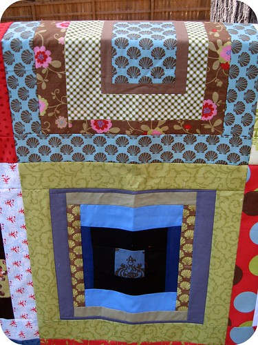 Undersea Quilt Blocks