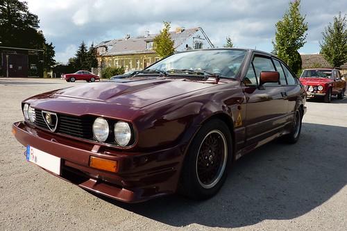 1985 alfa romeo gtv6. Alfa Romeo GTV6 Grand Prix -