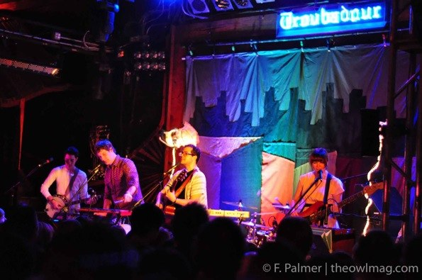 Freelance Whales @ The Troubadour 11/18/10