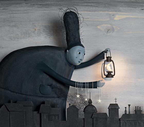 ilustraciones de plastilina