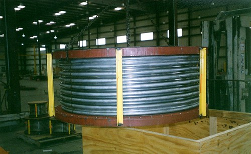 "U.S. Bellows Responds to Emergency Order for a 48"" Dia. Expansion Joint"