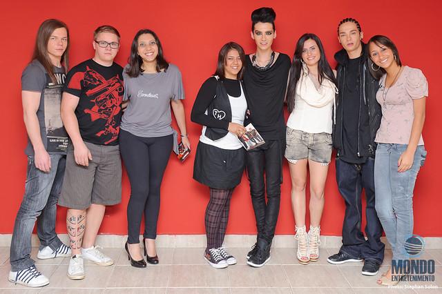Tokio Hotel VF-05 por Mondo Entretenimento