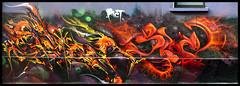 By SLICER, RESH (MCT) (Thias (-)) Tags: terrain streetart paris wall painting graffiti mural spray urbanart slice painter graff aerosol bombing spraycanart mct resh pgc slicer shre thias photograff frenchgraff photograffcollectif