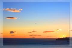 Sunset 3 (Lifel-Mod) Tags: light sunset wallpaper espaa sol canon atardecer eos spain best murcia puesta cartagena crepsculo lifel 450d 7idu5