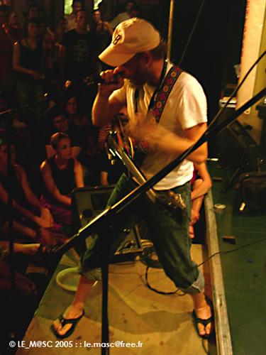 Bonnie Prince Billy au Puerto Habana en 2005