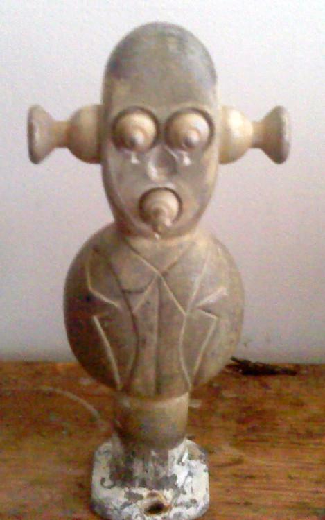 Vintage JO BO mold