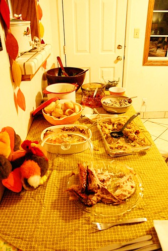 thanksgiving food