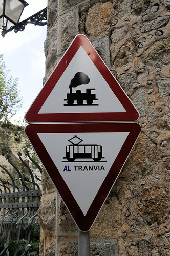 The Sóller Transport System by Son of Groucho, on Flickr
