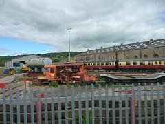 Weardale railway 4 (seanofselby) Tags: heritage yard engine railway goods line auckland bishop stanhope sheds wolsingham frosterley weardale