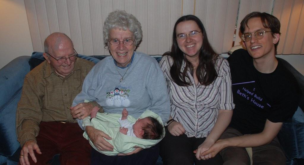 DSC_2217  Four Generations