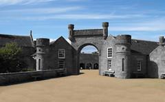 Culzean Castle Farm Court Yard (Screwdriver32,more off than on :-() Tags: scotland fuji finepix fujifilm ayr ayrshire culzeancastle hs10 hs11 myfuji screwy32 screwdriver32 myfjui johnscrewdriver