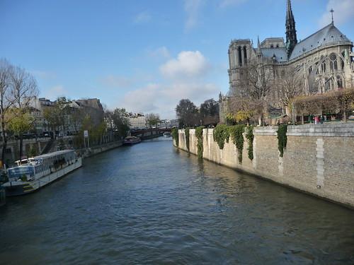 Seine and Notre-Dame