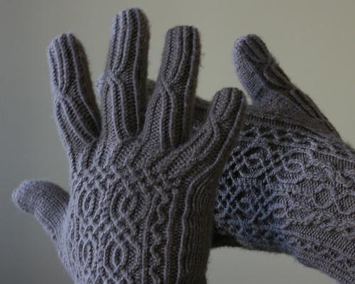 Winding Gloves