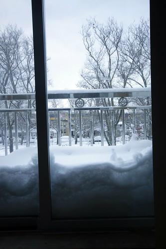 ev balkonu