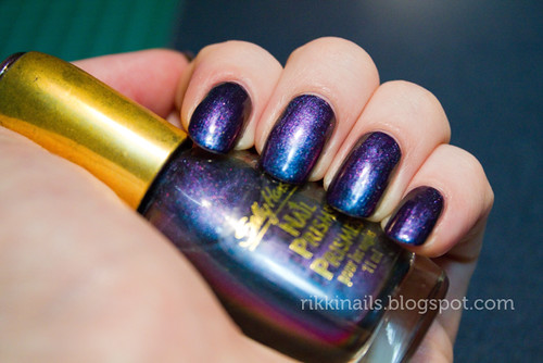 Sally Hansen Turquoise Opal 6