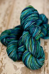 'King Triton' on invigorate worsted