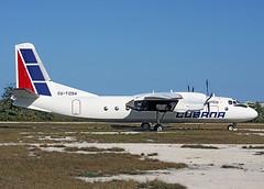 CU-T1294 Antonov AN-24RV Cubana (Keith B Pics) Tags: florida keywest cubana antonov an24 cut1294