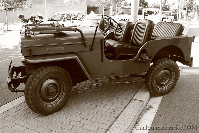 El abuelo de la Jeep Grand Cherokee (I)