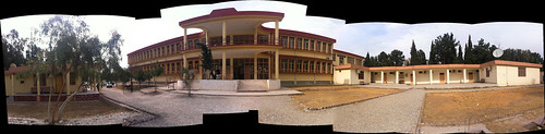 Nangahar University Main Quad