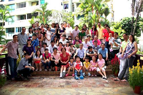 Lim Family 2011 CNY